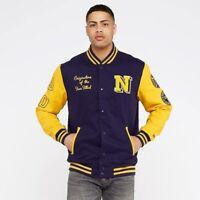 Jacket New Era ne Strap College Pack Summer Varsity Lnvagd NE90149SU18 Royal
