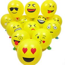 Ballon de Baudruche à Gonfler Emoji Émoticône fête mariage anniversaire jeux