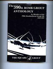 THE 390TH BOMB GROUP ANTHOLOGY - 2 volume set. USAAF WW2 HBdj VG