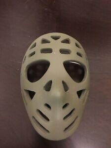 Jacques Plante Upper Deck Mask Collection Replica Ceramic Mini Mask