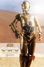 "Star Wars C-3PO 12""  Sideshow 1/6 Scale Figure *"