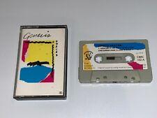 Genesis - Abacab / Cassette Album Tape  / Paper Label  / Charisma