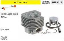 247934 CILINDRO E PISTONE DECESPUGLIATORE McCULLOCH ELITE 4600 4700 Ø 46 mm