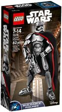 LEGO STAR WARS - 75118 - CAPTAIN PHASMA - NEUF  SCELLE
