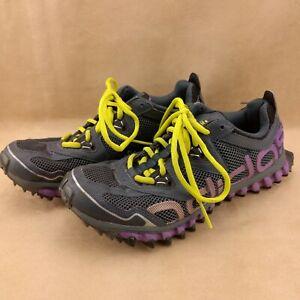 Adidas G56300 Vigor TR2 Women's Trail Running Shoes US Gray/Purple Size 7.5