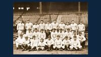 1928 New York Yankees Team PHOTO Print,World Series Champs Babe Ruth, Lou Gehrig