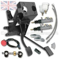 FITS Ford Cortina Mk1 & Mk2 + Lotus Complete pedal box kit + lines included