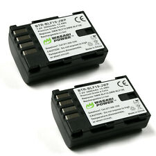 Wasabi Power Battery for Panasonic DMW-BLF19 (2-Pack)