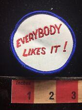 Word Patch - EVERYBODY LIKES IT Bold & Spunky 72YB