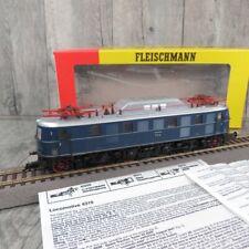 FLEISCHMANN 4319 - HO - DB - E-Lok E1912 - Analog + DSS - OVP - #H35680