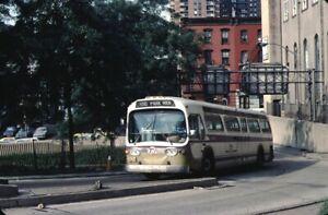 Transport New Jersey GM New Look Bus original Slide