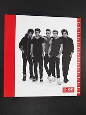 One Direction Binder School Supplies Original Office Depot 1D NEW