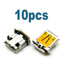 Lot 10 Micro USB Charging Sync Port For Acer Iconia Tab A700 A701 A510 17P