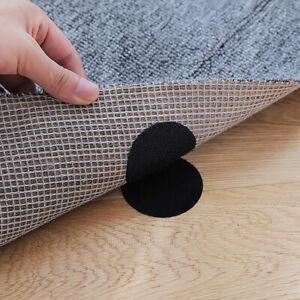 Soft Anti Slip Mat Furniture Leg Non-Slip Rug Felt Pads Sofa Table Mat Stic ^mx