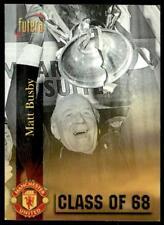 Futera Manchester United 1998 - Matt Busby Class of 68 No.50