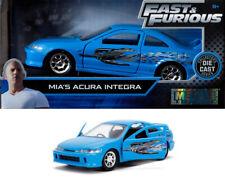 Acura Integra Fast & Furious Mia 1:32 Jada Toys 31029
