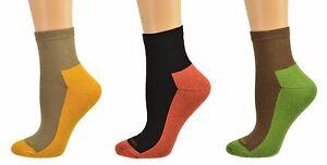 Mother's Day Sale, Women's Sport Quarter Shortie Low Cut 1 or 3 Pair Pack Socks