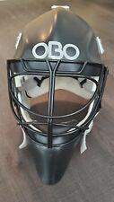OBO Robo PE Helmet - Field Hockey Goalie - Black - Medium
