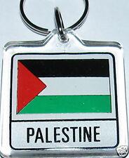 Palestine, Filastīn Flag Key Chain NEW