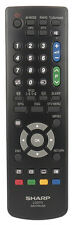 Genuine SHARP TV Remote Control GA574WJSA Original LCDTV