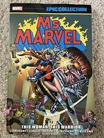 Ms. Marvel Epic Collection Vol. 1 TPB Fine. Carol Danvers / Captain Marvel