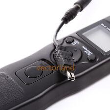 TIMER remoto N2 per Nikon D80 D70s come MC-DC1 DSLR SLR Camera UK STOCK
