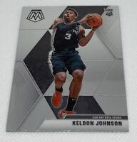 KELDON JOHNSON 2019-20 Panini Mosaic Rookie RC #238 Spurs