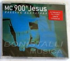 MC 900 FT. JESUS - FALLING ELEVATORS - CD Single Sigillato