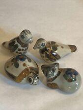 Vintage Tonala Miniatures-Set of 4