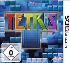 NINTENDO 3DS TETRIS 3D DEUTSCH *Sehr guter Zustand