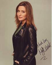 MARISOL NICHOLS signed autographed 24 NADIA YASSIR photo