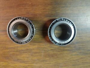 Bearings LM12749 New, This Sale Is For 2