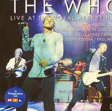 3x CD-the who-Live at the royal albert hall - #a1514