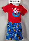 Cab Creations infant Boys2 pc Bodysuit with shorts Ships And Duckies