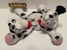 Meanies Beanie Babies Fi-Do New With Tags Plush Series 1