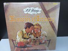 "101 STRINGS MEMORIES OF GERMANY 12"" SEALED LP RECORD"