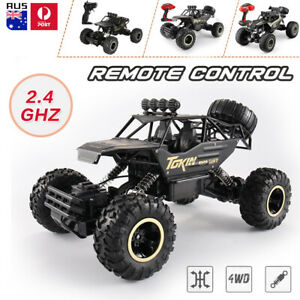 50CM RC Cars 4WD Monster Truck Off-Road Vehicle 2.4G Remote Control Electric AU