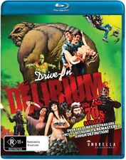 Drive In Delirium: Hi Def Hysteria - 60s & 70s Savagery [New Blu-ray] Australi