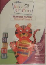 Baby Einstein: Numbers Nursery (DVD, 2007) Ages 12 months and up