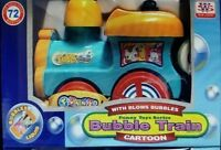 Bump N Go Bubble Train Machine Blows Bubbles UK Seller