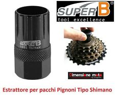 "2042 Estrattore ""SuperB"" x Pignoni/Ruote Libere di Bici 27,5-29 MTB Mountain Bik"