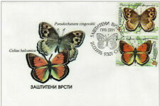 Republic of North Macedonia/FDC/Protection of Nature/Butterfly, Butterflies