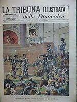 1899 DREYFUS PROCESSO AD ACCIARITO ATTENTATORE RE TRUPPE ITALIANE CANDIA CRETA