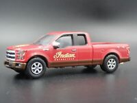 2015 - 2020 FORD F150 TRUCK INDIAN MOTORCYCLE HITCH 1:64 SCALE DIECAST MODEL CAR