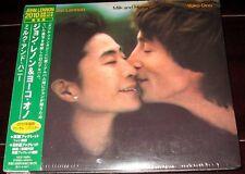 John Lennon & Yoko Ono - Milk and Honey JAPAN CD NEW Digipak (2010 EMI)