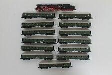 7818/5- Minitrix Arnold Spur N Personenzug mit Dampflok
