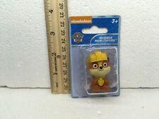 """Nickelodeon Paw Patrol Mini Figure  """"Rubble"""""""