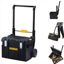 DEWALT Portable Mobile Storage Tool Box DS450 Chest Water Resistant Foam Wheels