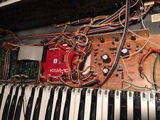 Roland Kiwi Juno 106 Install SERVICE. module, cpu, Panel, pls. READ description