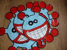 W&LT ten balloons - 10 Luftballons Puk-Puk Walter van Beirendonck W.&L.T.